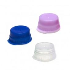 Polyethylene Double Tab Snap Caps