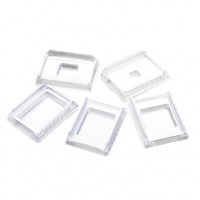 Disposable PVC Histology Base Molds