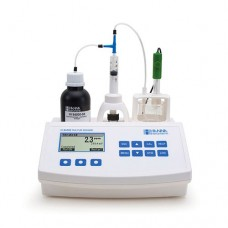 Mini Titrator for Measuring Sulfur Dioxide in Wine