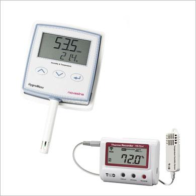 Temperature & Humidity Data Loggers