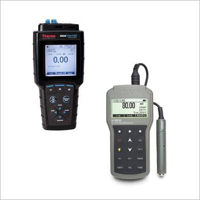Conductimeters & Salinometers