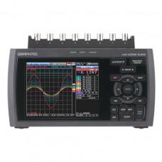 Enregistreur de données à haute vitesse à 8 canaux multifonction