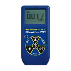Détecteur portatif de radiations