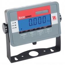 Metal weighing indicator