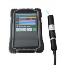 Fluoromètre portatif multiparamètrique