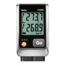 Enregistreur de température à 2 canaux