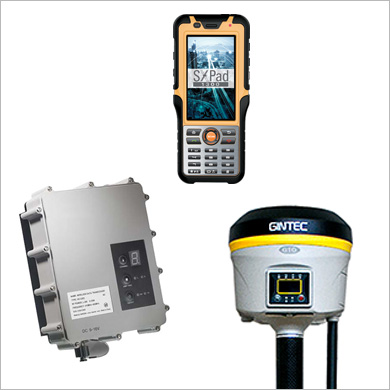GPS / GNSS / RTK