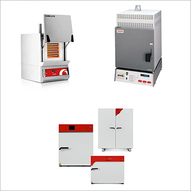 Ovens / Drying & Heating Chambers / Climates Chambers