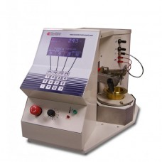 Automatic tester flash point