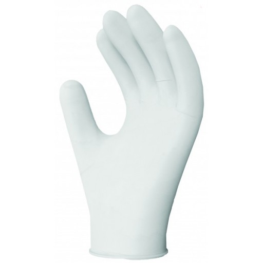Medical gloves clear vinyl, powder free