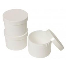 Plastic Jar with Cap