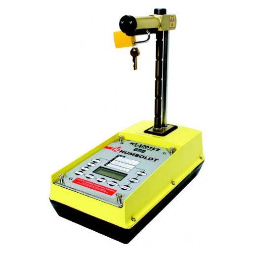 Nuclear Density Meter : Nuclear density gauge materials testing geneq