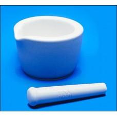 Porcelain Mortar and Pestle
