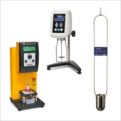 Viscometers / Texture Analyzers