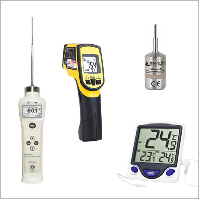 Thermometers/Data Loggers