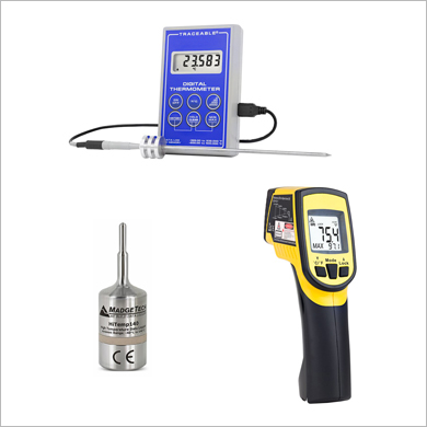 Thermometers / Data Loggers