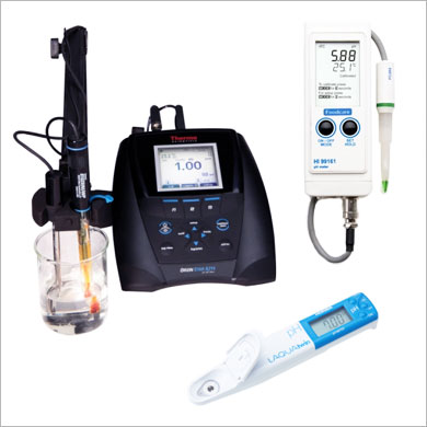 pH meters / Conductimeters