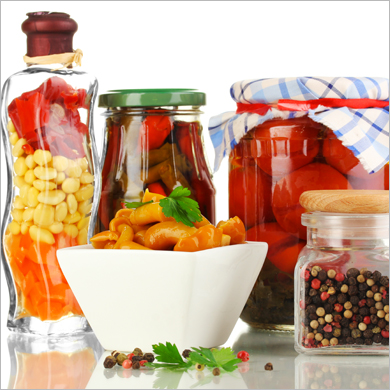Sauces, Conserves & Huiles