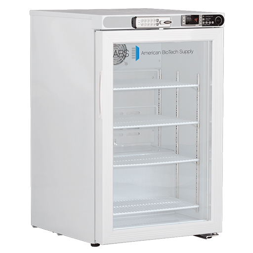 Keyless access locks for abs refrigerators & freezers