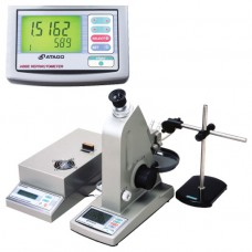 Multi-Wavelength Abbe Refractometer