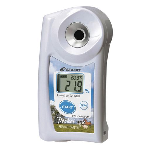 Réfractomètre numérique à main