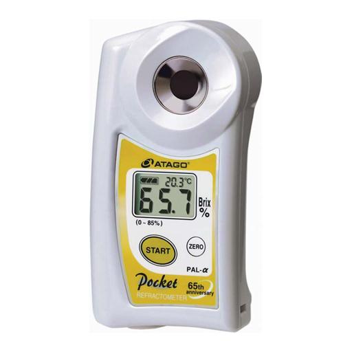 Réfractomètre numérique portatif