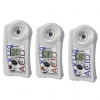 Brix and acidity refractometer