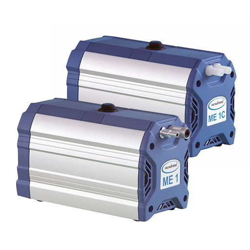 Oil-Free Diaphragm Vacuum Pumps