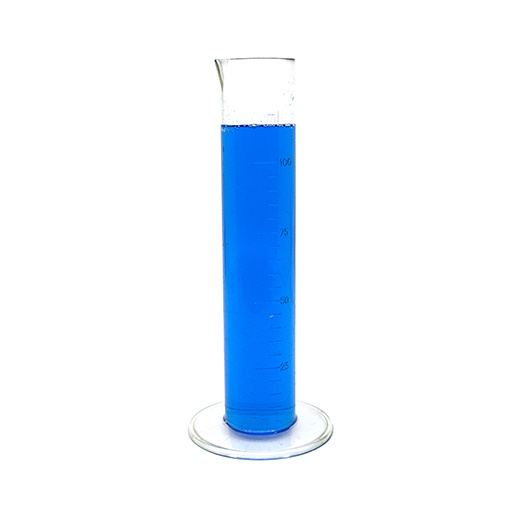 Clear TPX Graduated Cylinder