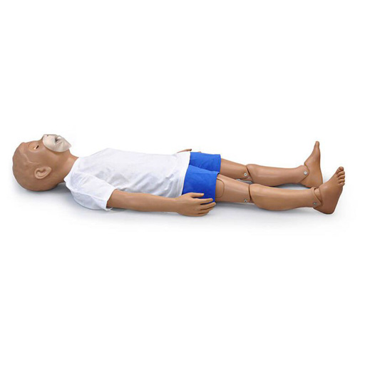 5 Year CPR and Trauma Care Simulator