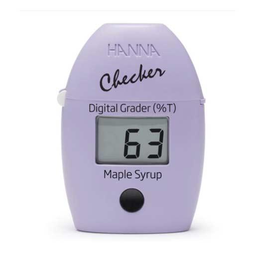 Photomètre pour classification de sirops d'érable
