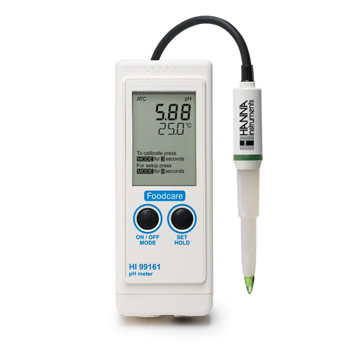 Waterproof Foodcare pH Meter