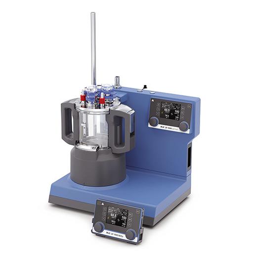 LR 1000 control System