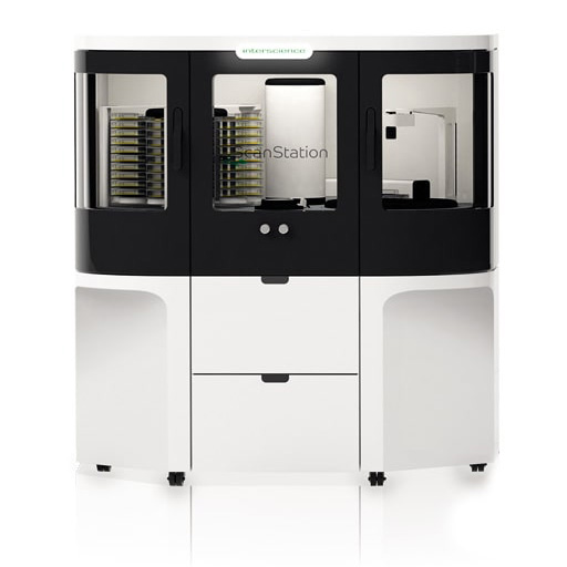 Real-time incubator and colony counter