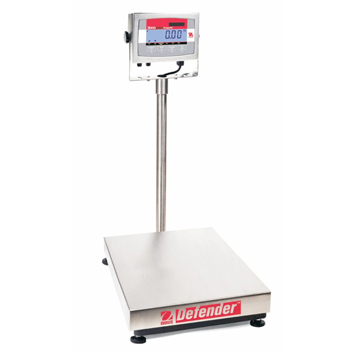 Stainless Steel Bench Scale Defender 3000