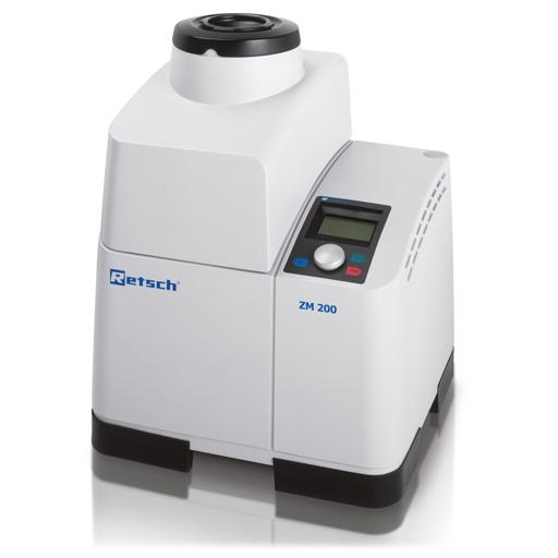 Broyeur ultra-centrifuge