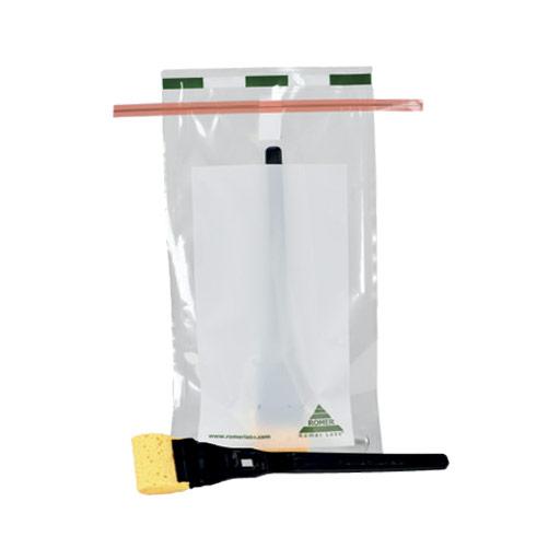 Bâton éponge SurfACE™ dans un sac Twirl-Tie™