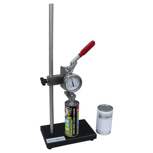 Can Vacuum Gauge