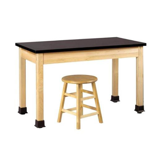 Table en érable solide