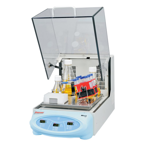 Compact Benchtop Incubated Shakers