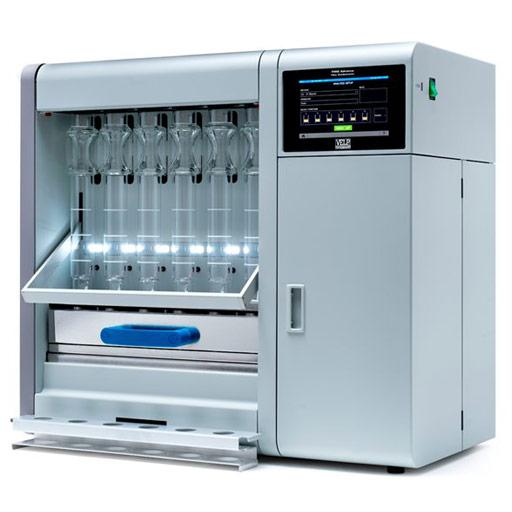 Analyseur de fibres automatique