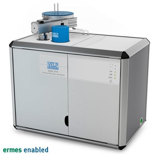 Analyseurs d'azote protéines -Méthode Dumas - NDA 701