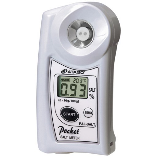 Salinomètre numérique de poche