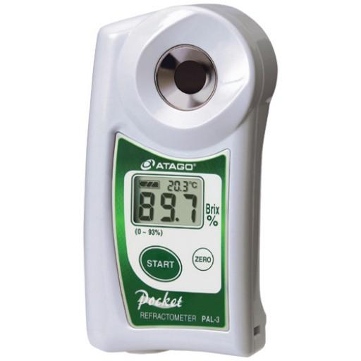 Digital Hand-held Refractometer