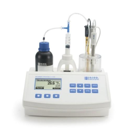 Mini-titreur automatique pour les produits laitiers