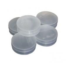 Sample dishes for water activity meters