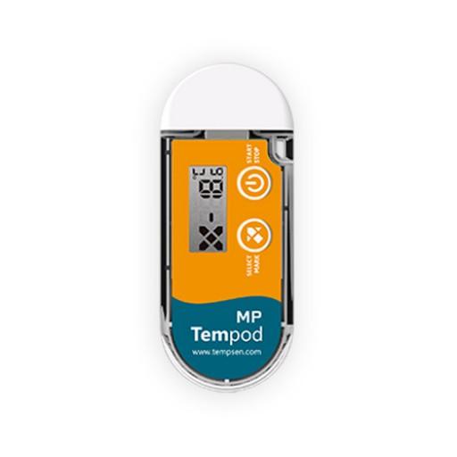 Enregistreur de température USB pour le transport à usage multiples
