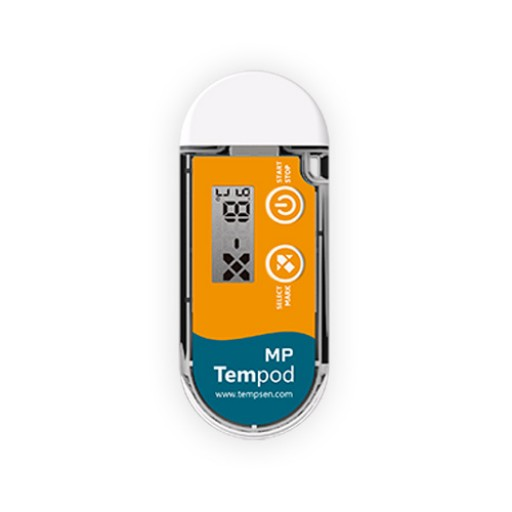 Reusable USB Temperature Datalogger