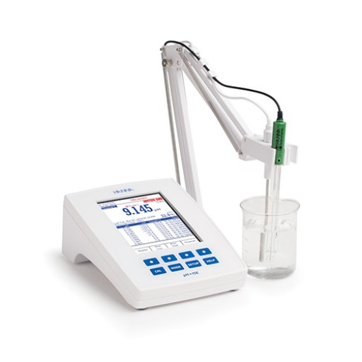 Instrument de laboratoire pH/mV/ISE