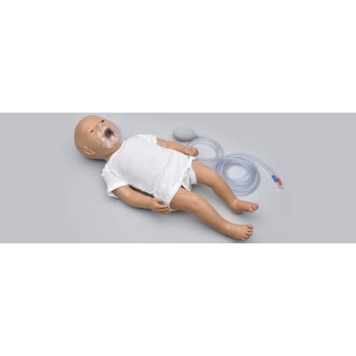 Simulateur de soin traumatique et RCR d'un nouveau né